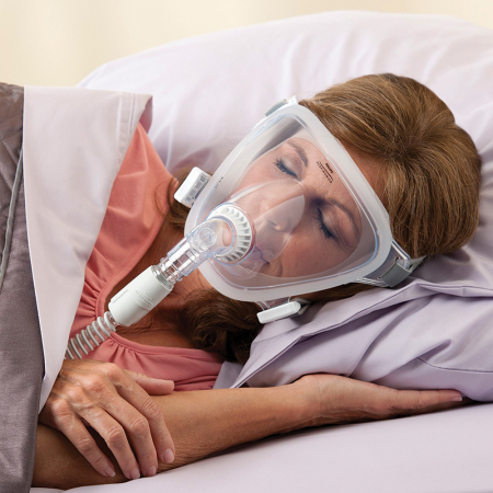 Лицеви mаски CPAP Total Face FitLife4