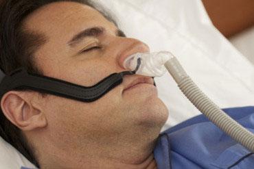Маска с възглавнички CPAP -  Aloha2