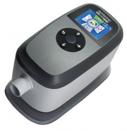 Мобилен Автоматичен CPAP c Овлажнител - Transcend 365 miniCPAP5