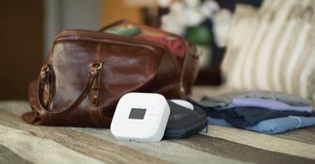 Мобилен Автоматичен CPAP - DreamStation GO2