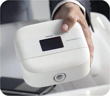 Мобилен Автоматичен CPAP - DreamStation GO3
