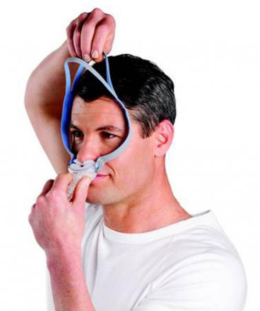 Назална маска с възглавници CPAP - AIRFIT P102