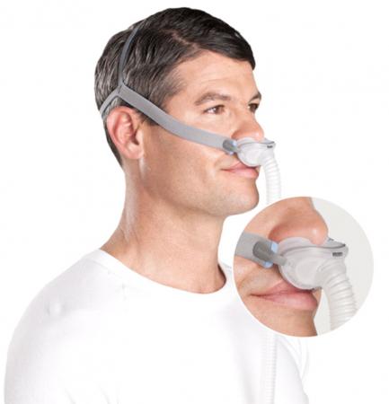 Назална маска с възглавници CPAP - AIRFIT P106
