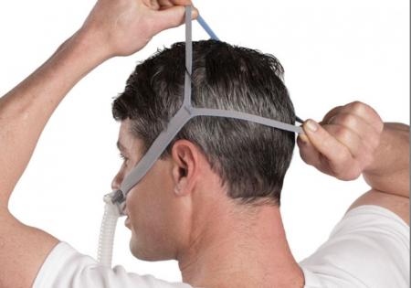 Назална маска с възглавници CPAP - AIRFIT P103