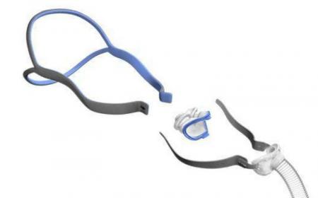 Назална маска с възглавници CPAP - AIRFIT P101