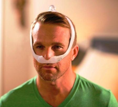 Назална маска с възглавници - DREAMWEAR5