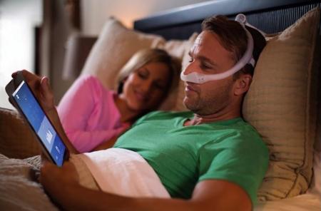 Назална маска с възглавници - DREAMWEAR4