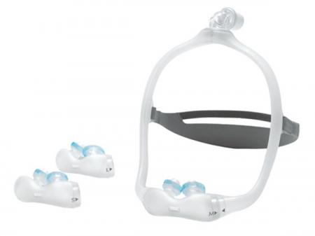 Назална маска с възглавници CPAP - DreamWear Gel1