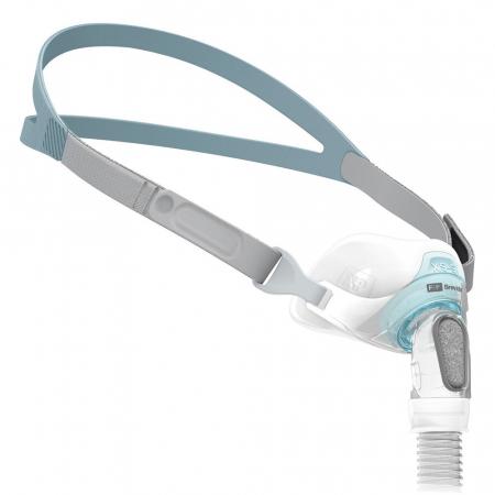 Назална маска с възглавници CPAP - F&P Brevida1