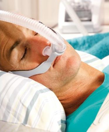 Назална маска с възглавници CPAP - F&P Opus 3603