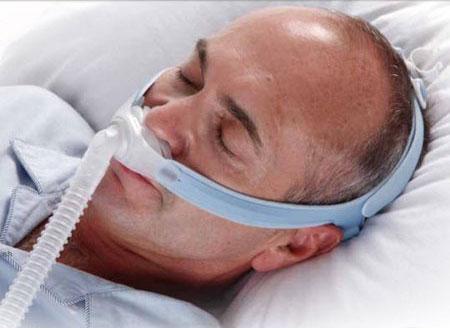 Назална маска с възглавници CPAP - Wizard 2308