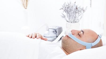 Назална маска с възглавници CPAP - Wizard 2307