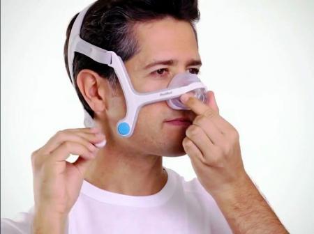 Назална маска CPAP - AIRFIT N203