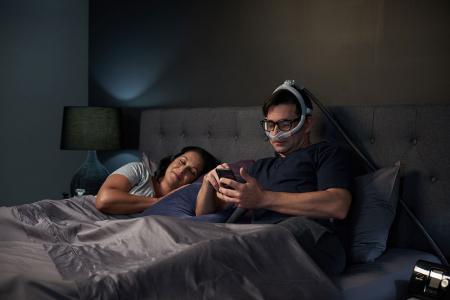 Назална маска CPAP - AirFit N30i6