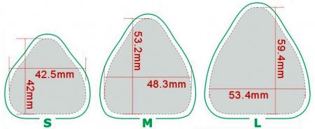 Назална маска CPAP - D100N5