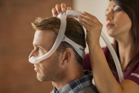 Назална маска CPAP -  DreamWear2
