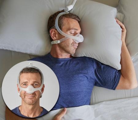 Назална маска CPAP - DreamWisp3
