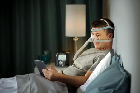 Назална маска CPAP -  F&P Eson 22