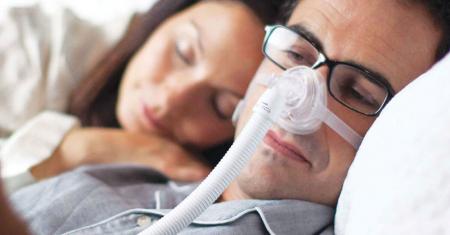 Назална маска CPAP - WISP5