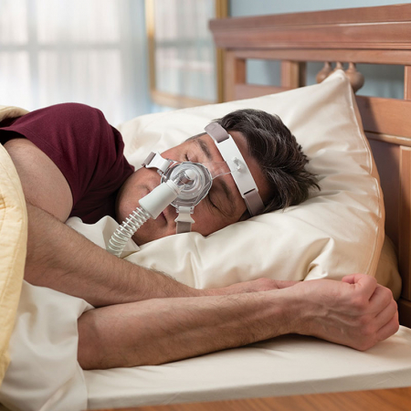 Назална маска CPAP - TrueBlue8
