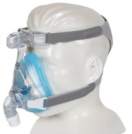 Педиатрична лицева маска CPAP (Full Face) - Amara Gel3