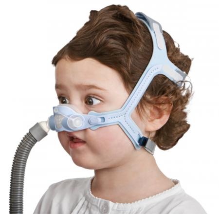 Педиатрична назална маска CPAP - PIXI4