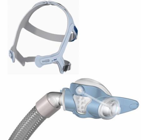 Педиатрична назална маска CPAP - PIXI1