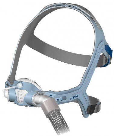 Педиатрична назална маска CPAP - PIXI0