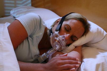 Хибриднa маскa CPAP - HYB5006