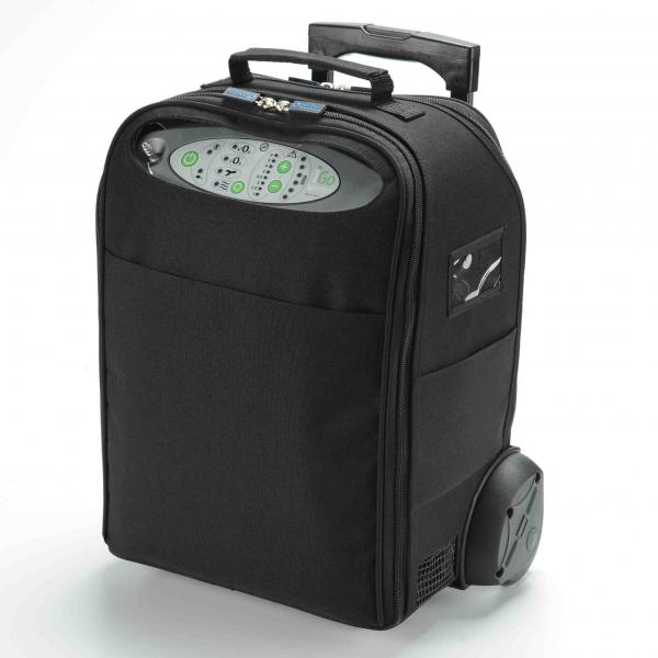 iGo - Concentrator de oxigen portabil + troler 1
