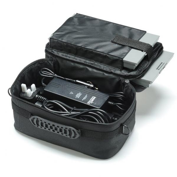 iGo - Concentrator de oxigen portabil + troler 4