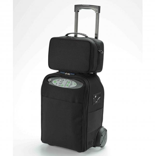 iGo - Concentrator de oxigen portabil + troler 2