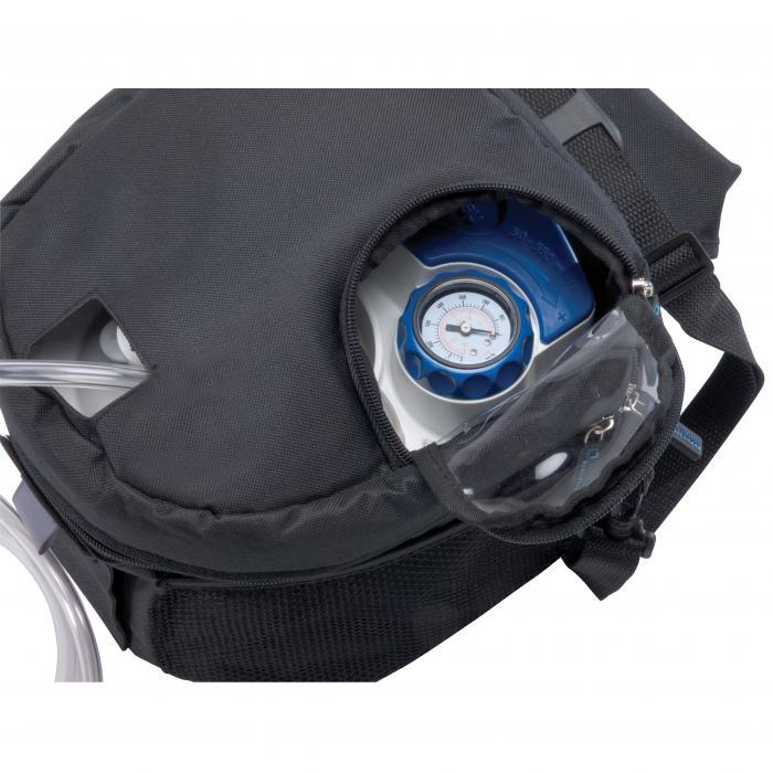 Aspirator Secretii VacuAide QSU 800 ml, cu baterie 11