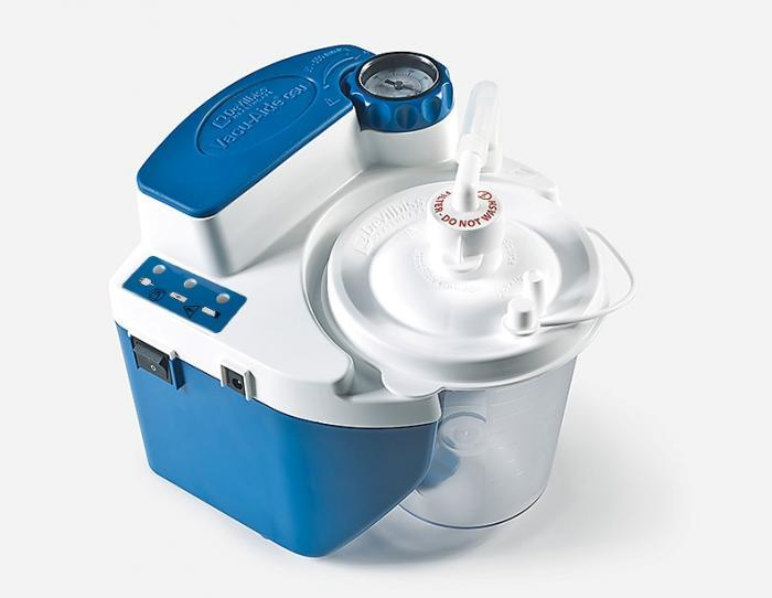 Aspirator Secretii VacuAide QSU 800 ml, cu baterie 0