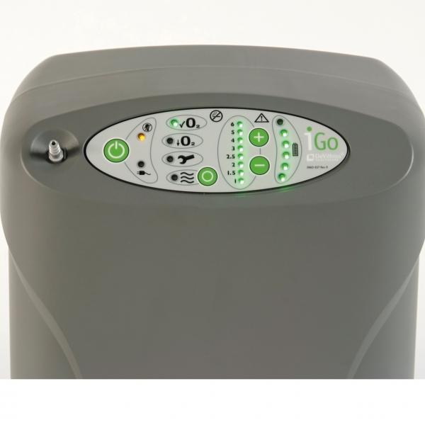 iGo - Concentrator de oxigen portabil 1