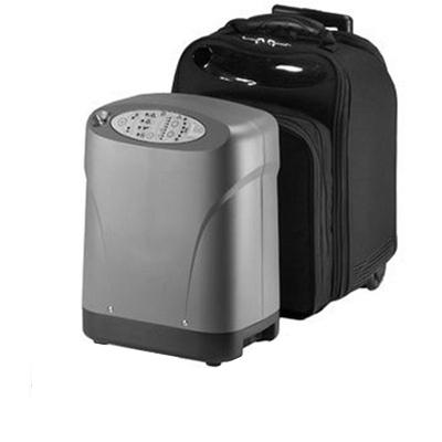 iGo - Concentrator de oxigen portabil + troler 0