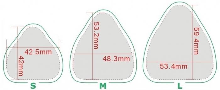Masca Apnee Nazala D100N 5