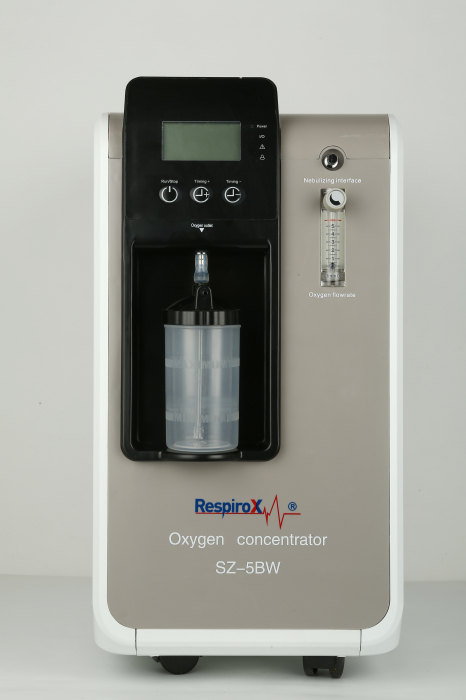 Concentrator de oxigen cu nebulizator RespiroX 5 1