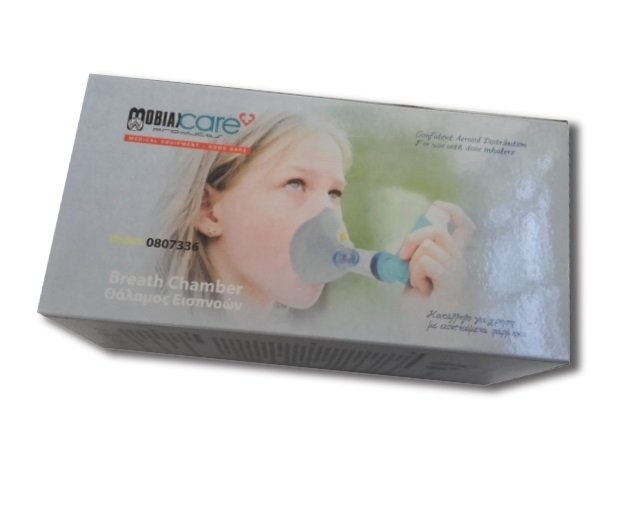 Spacer - Camera de inhalare cu masca - L [1]