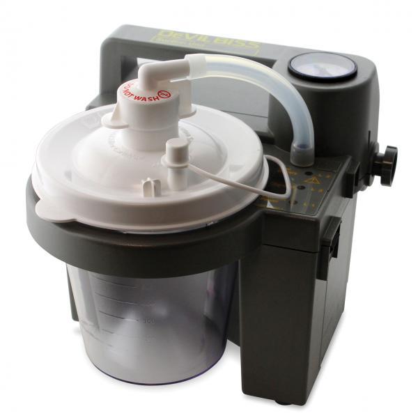 Aspirator Secretii VacuAide 1200 ml (autoclavabil), fara baterie 0