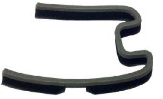 Filtru burete negru - pentru mini CPAP Transcend [0]