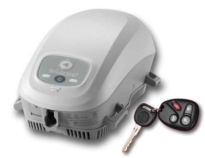 Mini aparat apnee -  EZEX Portabil Transcend 2