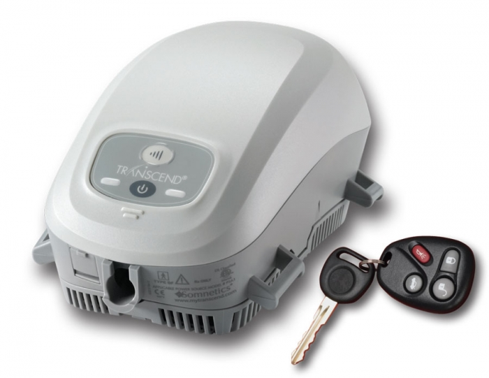 Mini aparat apnee -  Starter Portabil Transcend 2