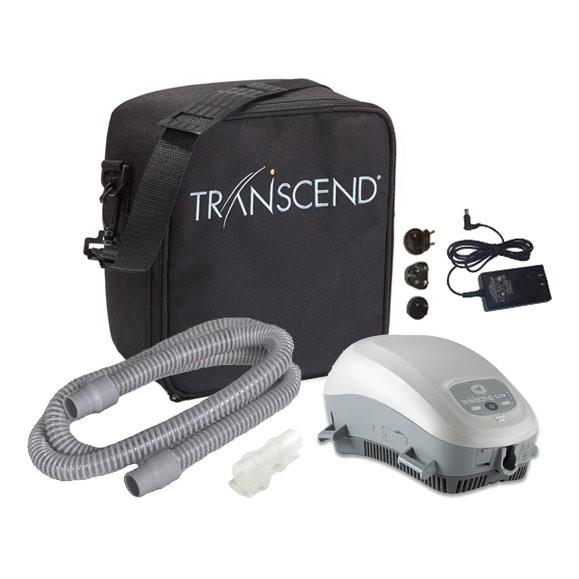 Mini aparat apnee -  Starter Portabil Transcend 3