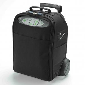 iGo - Concentrator de oxigen portabil + troler1