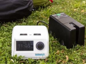 Baterie Externa - Aparata Blue1