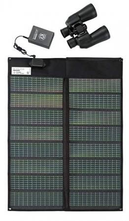 Incarcator solar baterie externa - Aparat Transcend [0]