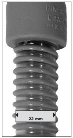 Furtun CPAP standard Ø 22mm/1.8 m2