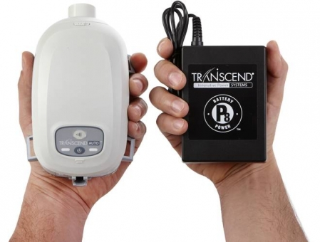 Mini aparat apnee - Portabil Transcend3