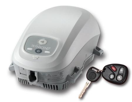 Mini aparat apnee -  EZEX Portabil Transcend2
